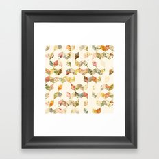 Keziah - Flowers Framed Art Print
