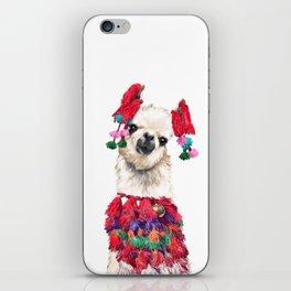 Coolest Llama iPhone Skin