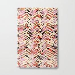 chalky skin in warm tone Metal Print