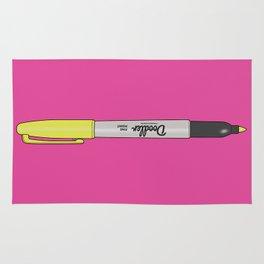 Doodler Yellow (2 of 4) Rug