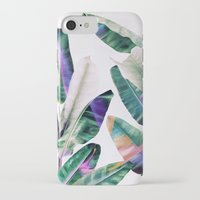 tropical iPhone & iPod Cases featuring tropical #1 by LEEMO
