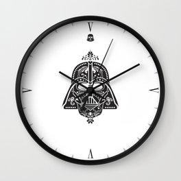 Darth Vader Card Wall Clock