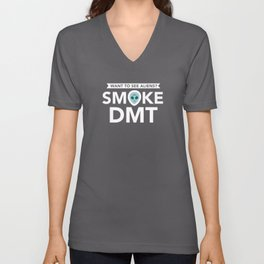 Smoke DMT Unisex V-Neck