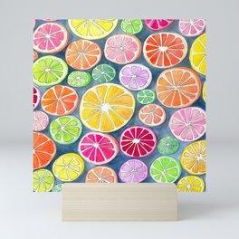 Citrus Painting Mini Art Print