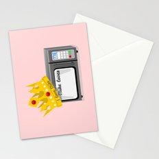 Microwave Love Stationery Cards