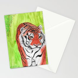 Magnificent Tiger Stationery Cards