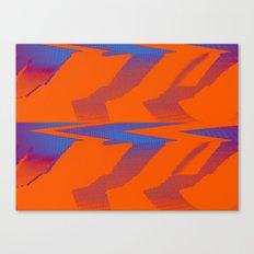 Digital Died/TigerPower Canvas Print