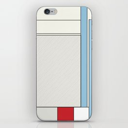 from chaos to order iPhone Skin