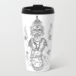 Patachitra Travel Mug