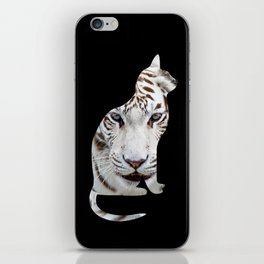 BIG AND SMALL CAT iPhone Skin