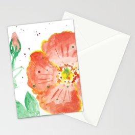 Beach Rose Stationery Cards