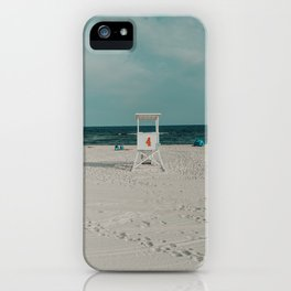 Life Guard Wide iPhone Case