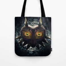 Epic Pure Evil of Majora's Mask Tote Bag