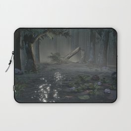 Somber Swampland Laptop Sleeve