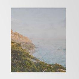 malibu coast ii / california Throw Blanket