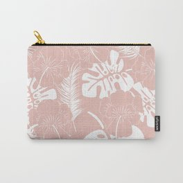 Tropical pattern 020 Carry-All Pouch