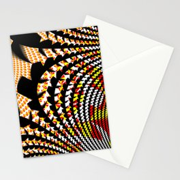 Reverse Origami Stationery Cards