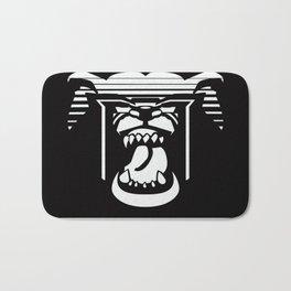 bearHead Logo Bath Mat