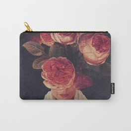The smile of Roses Carry-All Pouch