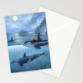 Isabella and the Pod Stationery Cards