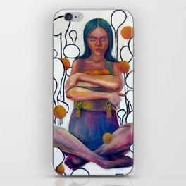 Lo unico que me pertenece  iPhone Skin