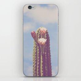 Happy Cactus :) iPhone Skin