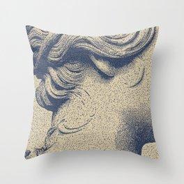 paper Throw Pillow