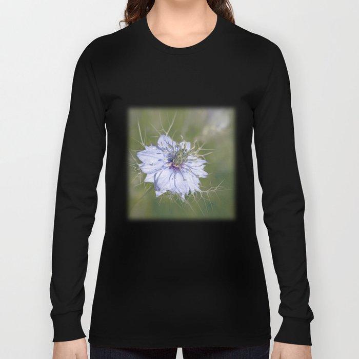 Love-in-a-Mist Long Sleeve T-shirt