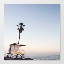 OC Sunset  Canvas Print
