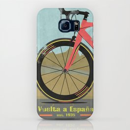 Vuelta a Espana Bike iPhone Case