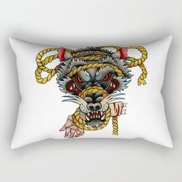 Binding of Fenrir Rectangular Pillow