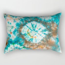 wild rhythms Rectangular Pillow