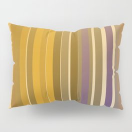 lines exotico gold Pillow Sham