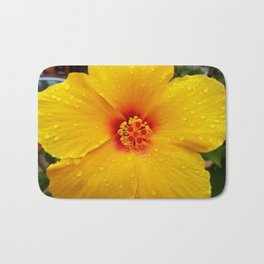 Golden Crown Bath Mat