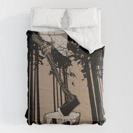 Wisdom takes Work Comforters