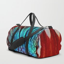 Mermaids Tail 2 Duffle Bag
