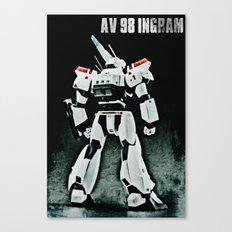 AV 98 Ingram Canvas Print