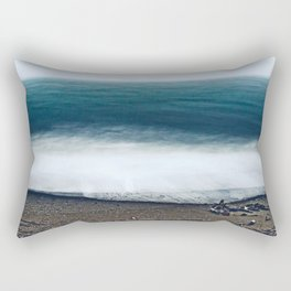In the Ocean Deep Rectangular Pillow