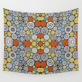 Papir IV Wall Tapestry