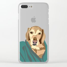 Sadie Mae Clear iPhone Case