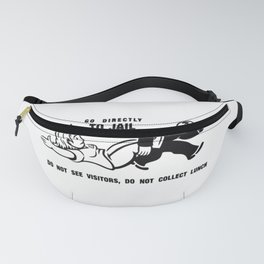 Piper Go To Jail Fanny Pack