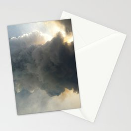 Fire Cloud Stationery Cards
