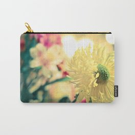 Flowery light Carry-All Pouch