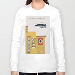 Una giornata particolare, alternative movie poster, Marcello Mastroianni, Sophia Loren, italian film Long Sleeve T-shirt