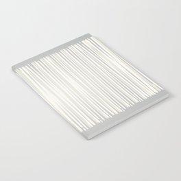 White   Japanese Atmospheres Notebook