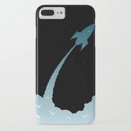 Up, Up, and Away iPhone Case