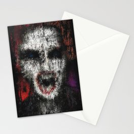 The Guardian at The Tree of Flesh and Bone Stationery Cards