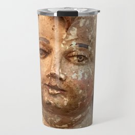 Cherub of Antiquity Travel Mug