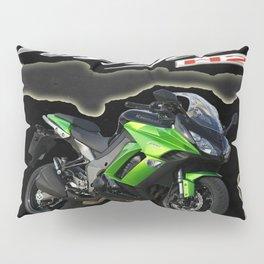 Sport Japanese Motorcycle Pillow Sham