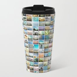 Multi Image Metal Travel Mug
